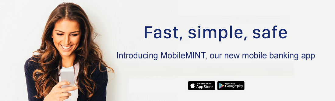 Fast Simple Safe Mobile Banking